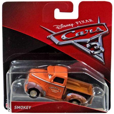 Disney Cars Cars 3 Smokey Diecast Car Checkout Lane Walmart Com