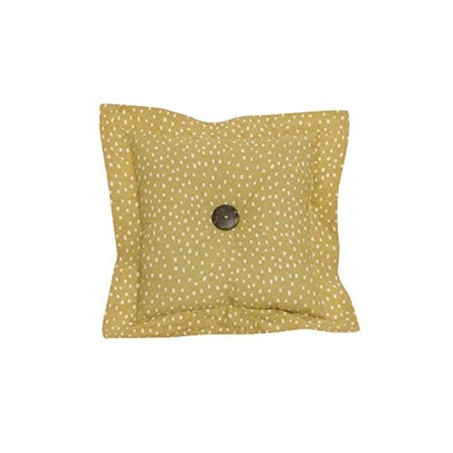 Cotton Tale PSDP Dot Decor Pillow, Peggy Sue & Gold - image 1 of 1