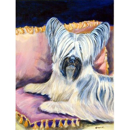 11 x 15 in. Skye Terrier Garden Size Flag - image 1 of 1