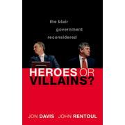 Heroes or Villains? - eBook