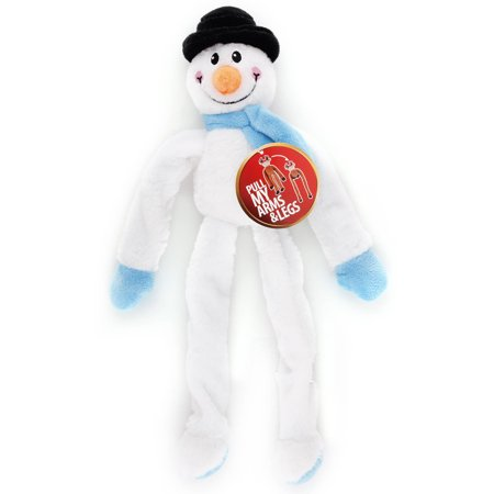 Image of Holiday Hd Pml Snowman Dog Toy