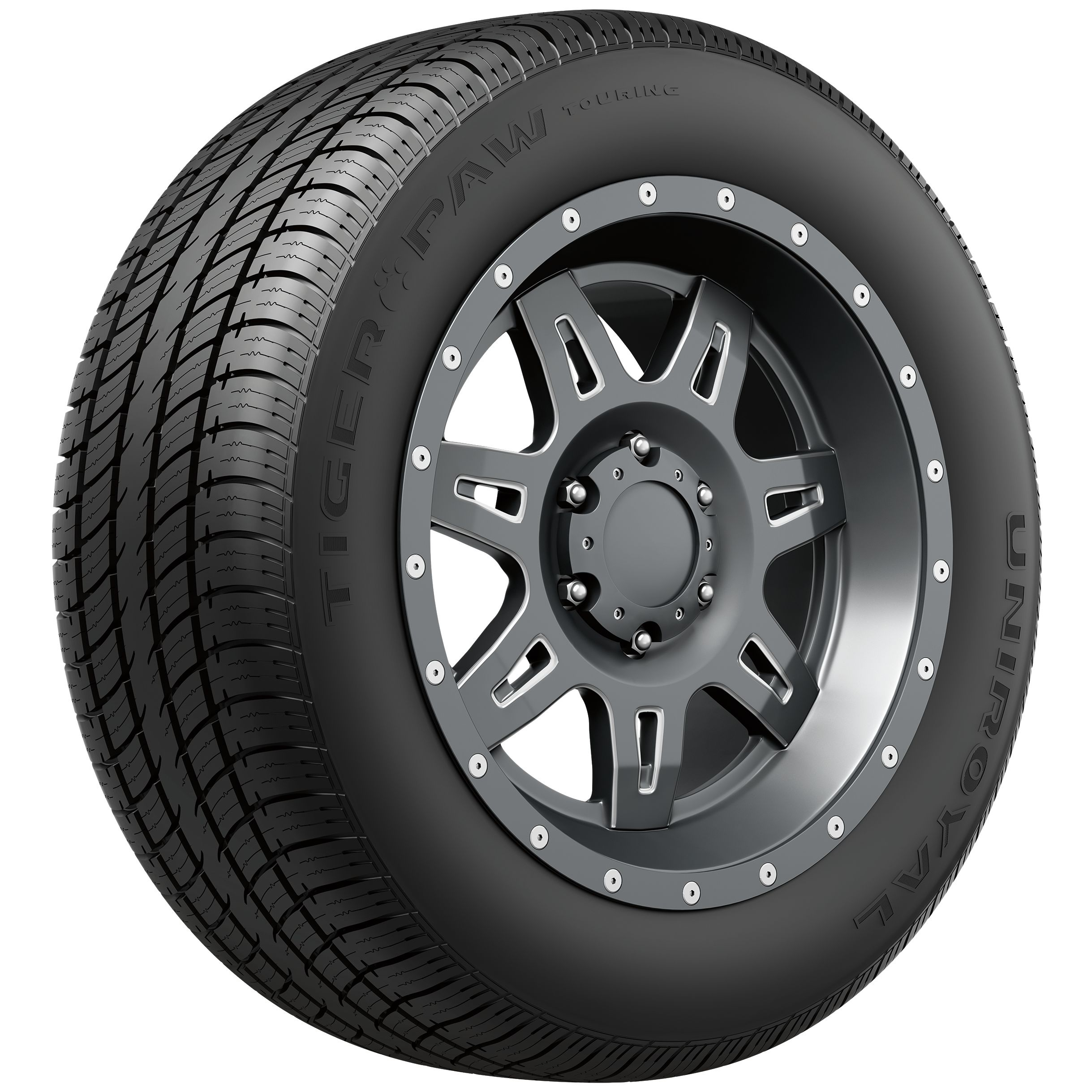 Uniroyal Tiger Paw Touring Highway Tire 225/65R17 102T