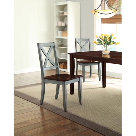 Better Homes And Gardens Bankston Mocha 6 Piece Dining Set