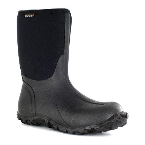 "Bogs Boots Mens 10"" Classic Mid Rubber Farm Waterproof 61142 by Bogs"
