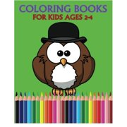 Coloring Books For Kids Ages 2 4 Color Me Happy