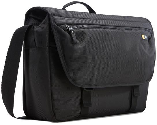 Case Logic Bryker Messenger Bag, Black by Case Logic