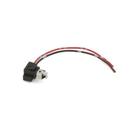 H1 Head Fog Lamp Light Bulb Socket Holder Wiring Connector Plug for Auto Car (Auto Wiring)
