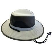 Kanut Sports Marin - Adult Outdoor Performance Safari Hat Gray