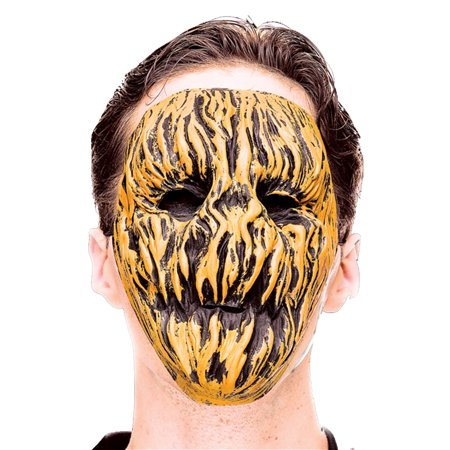 Night Torturers Warped Pumpkin Mask