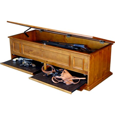 American Furniture Classics Horizontal Gun Cabinet