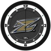 Suntime ST-CO3-AKR-CFCLOCK Akron Zips-Carbon Fiber Textured Wall Clock