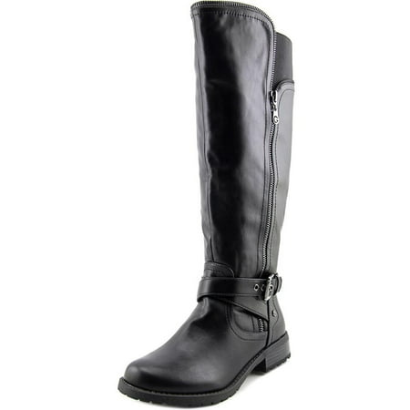 G By Guess Hailee Wide Calf Women Round Toe Boots
