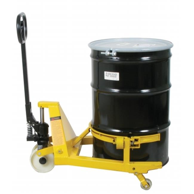 Wesco Industrial 273250 Drum Truck Transporting Pallet Truck