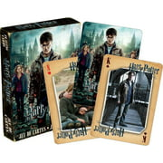 Harry Potter and the Deathly Hallows Pt. 2 Playing Cards