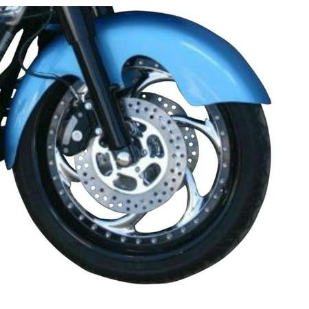 Klock Werks KW05050036 Tire Hugger Series Front Fender for 21in. Wheel -