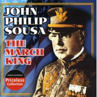 MARCH KING:CONDUCTS HIS OWN MARCHES
