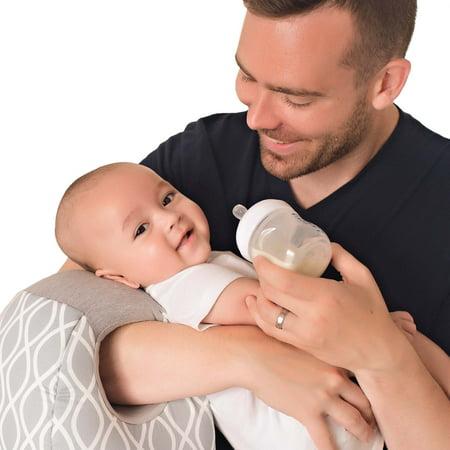 Itzy Ritzy Milk Boss Infant Breastfeeding and Bottle Feeding Support P
