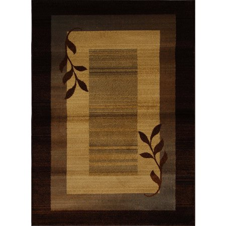Home Dynamix Royalty Collection Hd602j 530 Brown Blue Area Rug