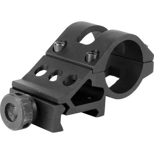 AIM Sports Inc Offset Tactical Ring One Inch Matte Finish
