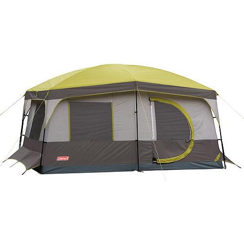 Coleman Max 13u0027 X 9u0027 Family Cabin Tent   Walmart.com