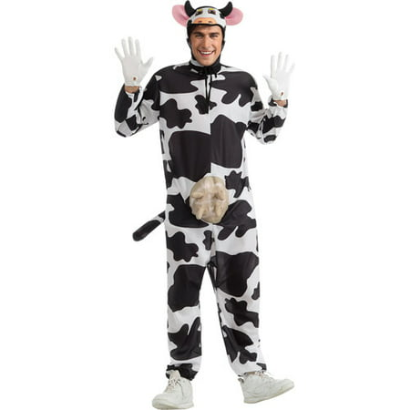 Comical Cow Adult Halloween Costume - Jax Halloween Events