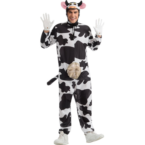 Comical Cow Adult Halloween Costume