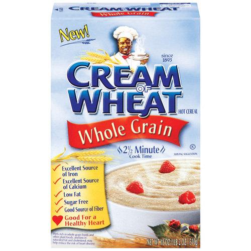 Cream Of Wheat: Whole Grain Hot Cereal, 18 Oz