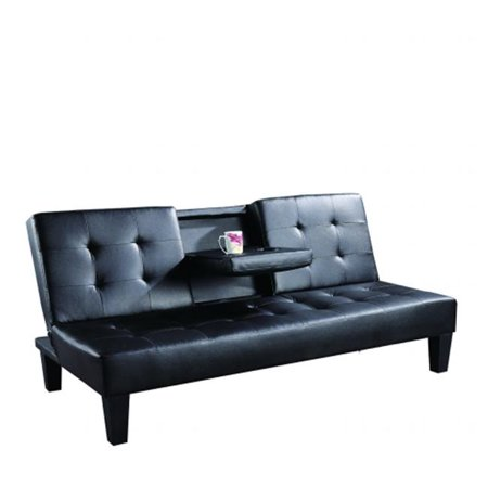Nova Furniture Group Nf140 S Klik Klak Sofa Bed Black