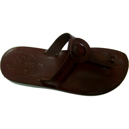 Holy Land Market Camel Women Shoemaker Unisex Outdoor Leather - the Shepherd Style IV