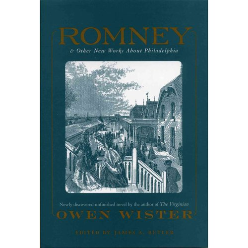 Romney: And Other New Works About Philadelphia