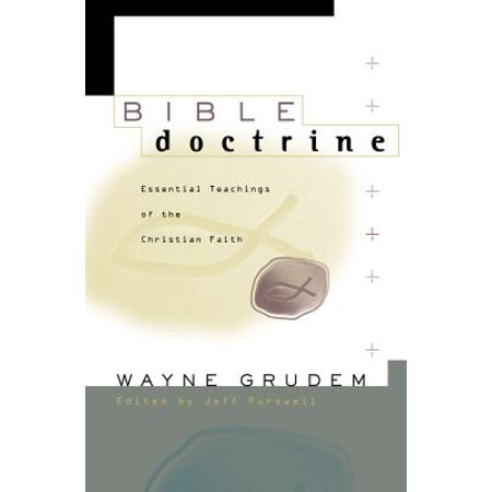 Bible Doctrine : Essential Teachings of the Christian Faith - Christian Bible Tracts Halloween