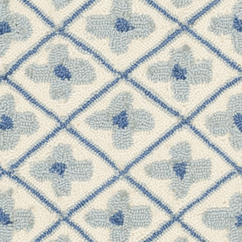 Safavieh Wilton Ivory/Light Blue Rug