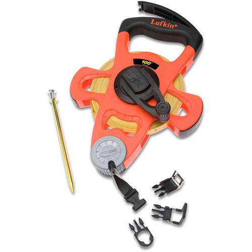 """Apex Tool Group, LLC-Tools PSFE100 3/4"""" X 100' Pro Series Fiberglass Tape Reel"""