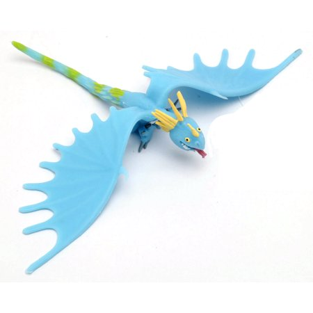 Squishy Dragon Toys : How to Train Your Dragon Stormfly Life Like Character - Walmart.com