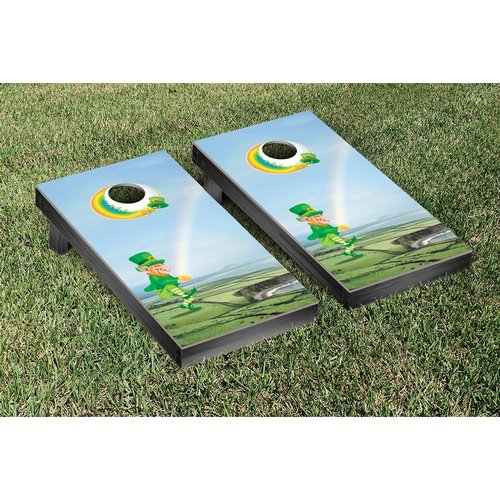 Victory Tailgate Specialty Design Cornhole Game Set