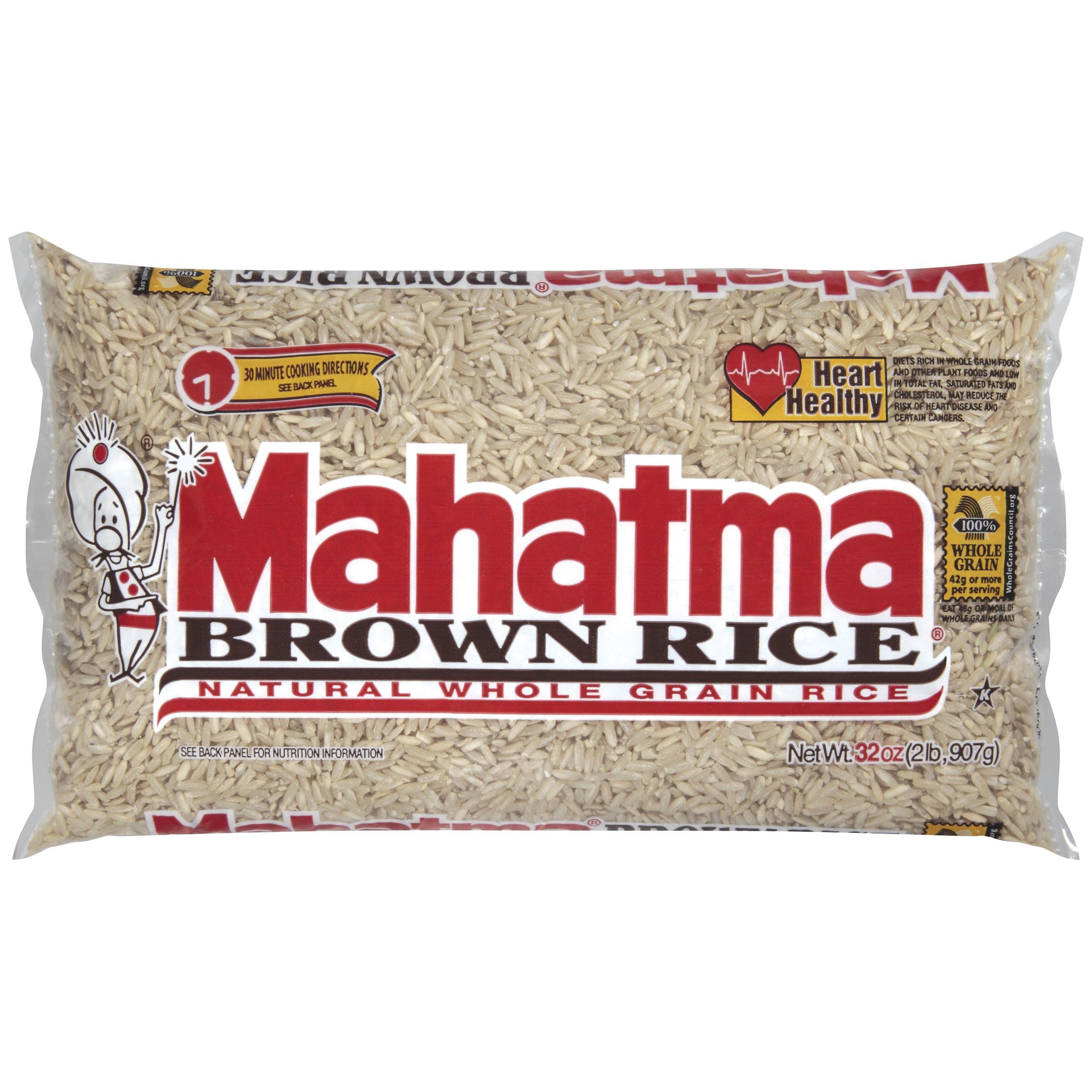 Mahatma Brown Rice, 320 Oz