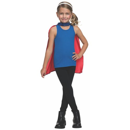 Imagine by Rubies DC Comics Wonder Woman Tiara and Cape Set