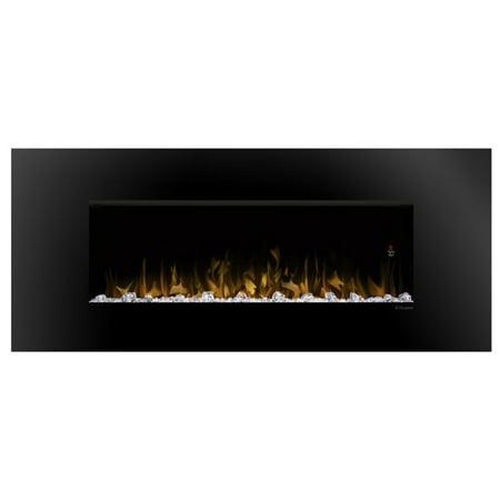 Dimplex Contempra Wall Mount Electric Fireplace, (Black Electric Mount)