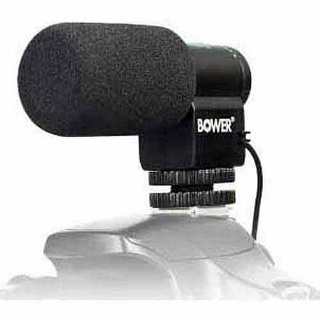 Bower Electret Condenser Microphone - Black (MIC150)
