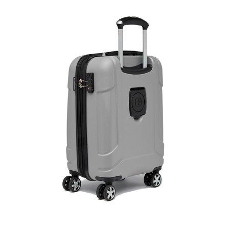 SwissGear Silver 19- inch Carry On Lite w/ Cupholder