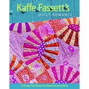 Kaffe Fassett's Quilt Romance: 20 Designs from Rowan for Patchwork and Quilting (Paperback)