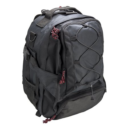 Exclusive Premium Heavy Duty DSLR Camera Lens Laptop Backpack Carry Bag Reinforced Seams Water Resistant by Loadstone Studio