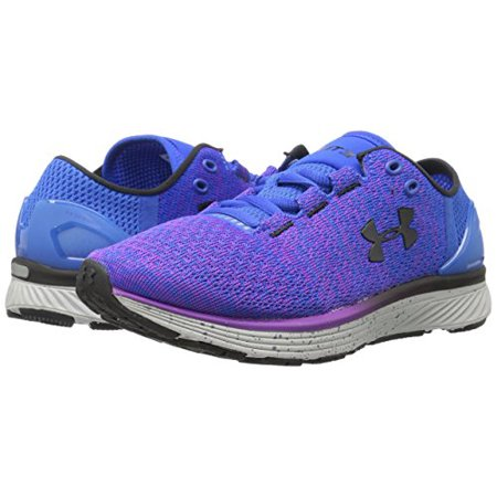 5babce142 Under Armour - Under Armour Women's Charged Bandit 3, Ultra Blue/Purple  Rave/Black, 7 B(M) US - Walmart.com