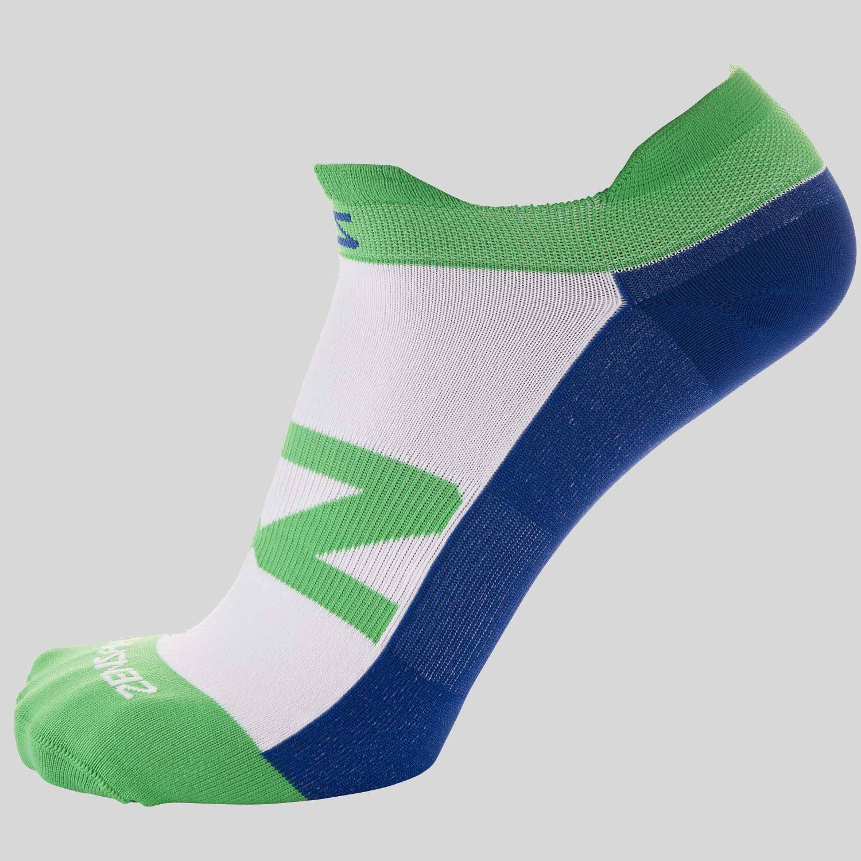 Zensah Invisi Running Sock