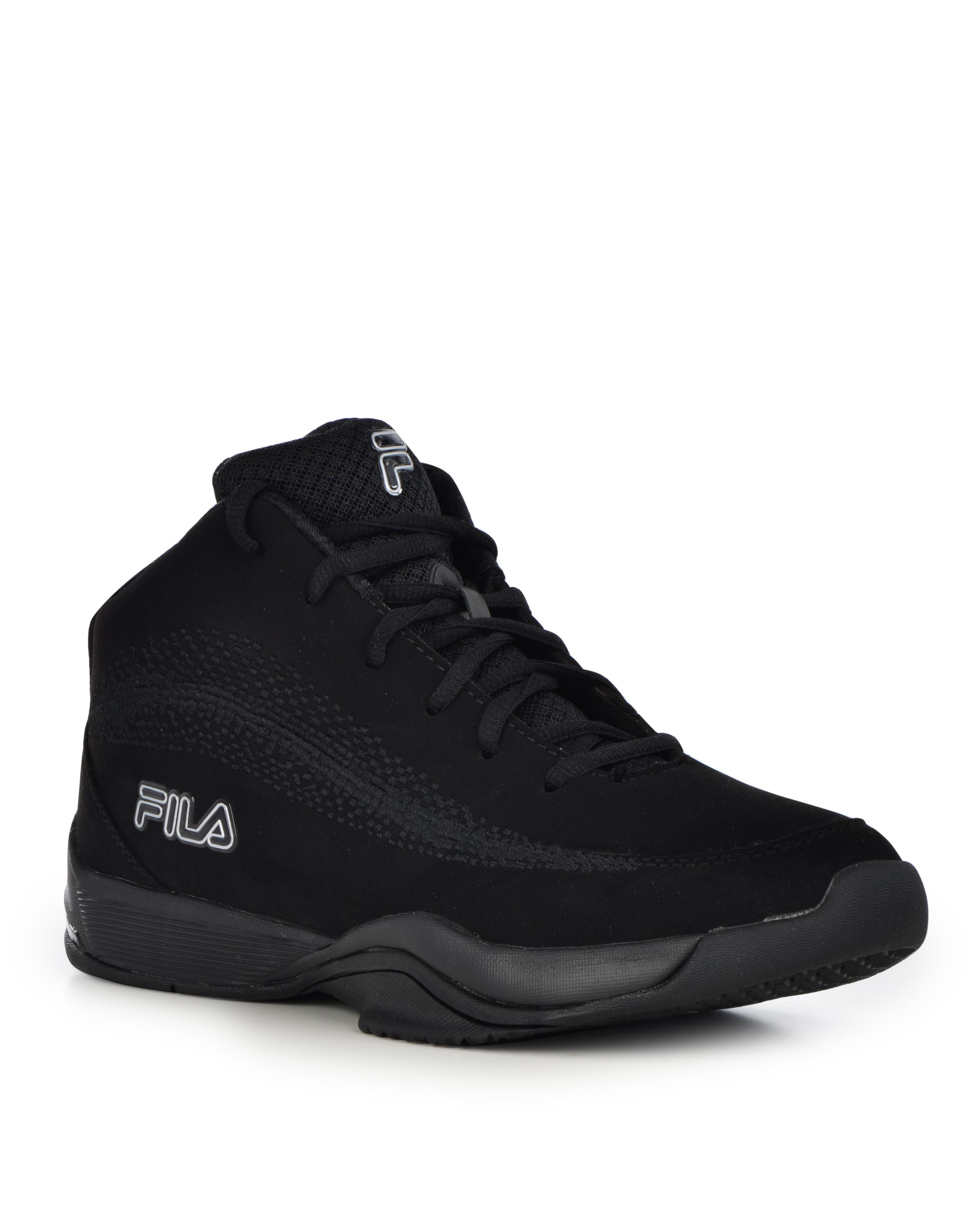 Fila Men's Contingent 4 Basketball Sneaker by