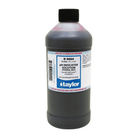 Taylor Technologies R-0004 pH Indicator Reagent, 16 oz