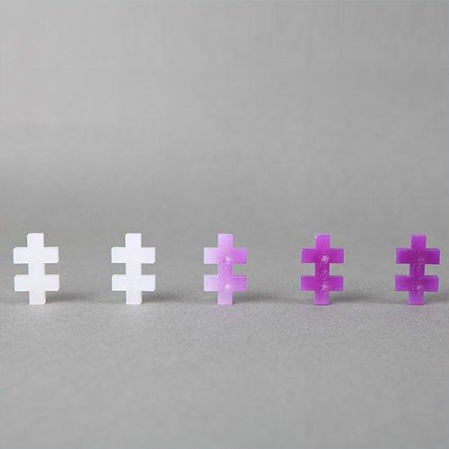 Aribuba Blocks Kids Children Toy Bricks Building Educational Chameleon Nanoblock by