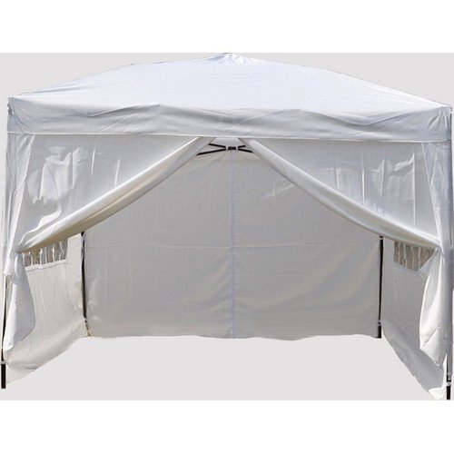10u0027 x 10u0027 Ez Pop Up 4 Walls Canopy Party Tent Heavy Duty  sc 1 st  Walmart & 10u0027 x 10u0027 Ez Pop Up 4 Walls Canopy Party Tent Heavy Duty White ...