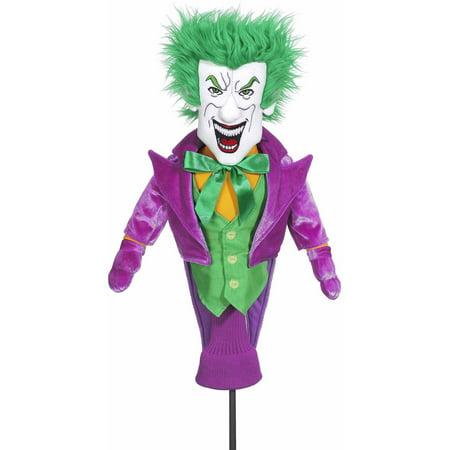 Creative Covers The Joker Headcover