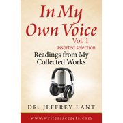 In My Own Voice. Reading from My Collected Works - eBook